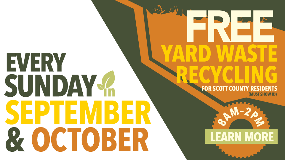 Fall Yard Waste Drop Off