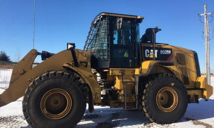 Caterpillar 950M Front End Loader